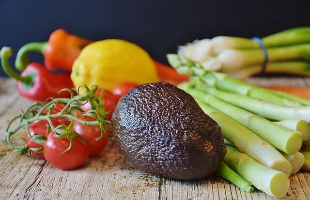Dieta niskowęglowodanowa - awokado