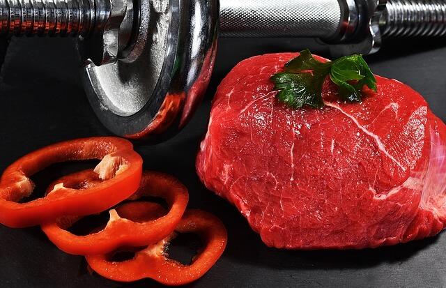 dieta samuraja - stek