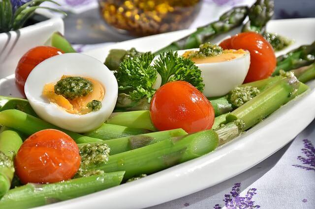 Dieta niskowęglowodanowa - jaja