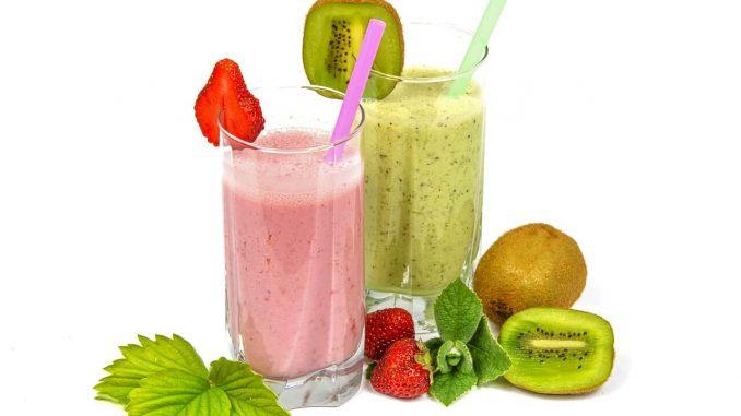 napoje w zdrowej diecie